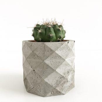 Geometric Concrete Planter – Bristol