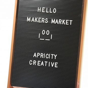 Framed Copper or Silver Letter Board- Retro Style- Personalised- Memo Peg Board