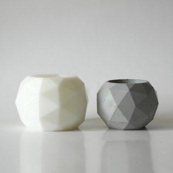 Silicone Mould – Concrete Planter Mould – Platin Silicone – Pot Mould – Brighton Model